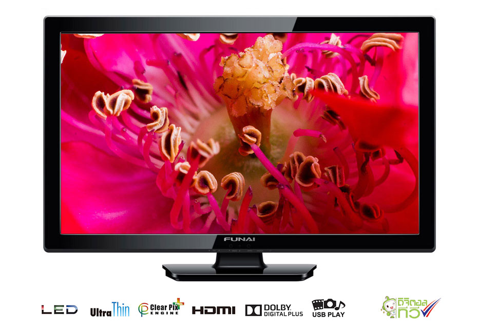 24 Slim  LED HD Digital TV 24FL545/97